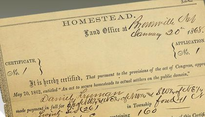 Document Deep Dive: How the Homestead Act Transformed America