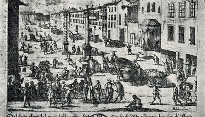 How Proteins Helped Scientists Read Between the Lines of a 1630 Plague Death Registry