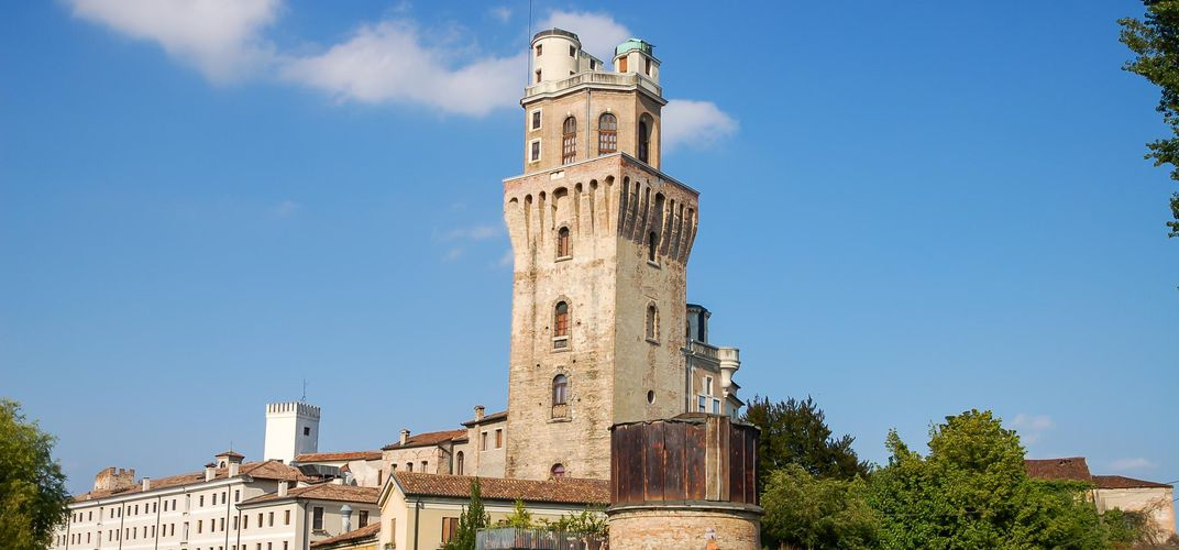 Historic Observatory Tower, University of Padua