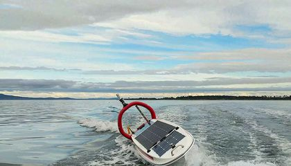 A New Generation of Autonomous Vessels Is Looking to Catch Illegal Fishers