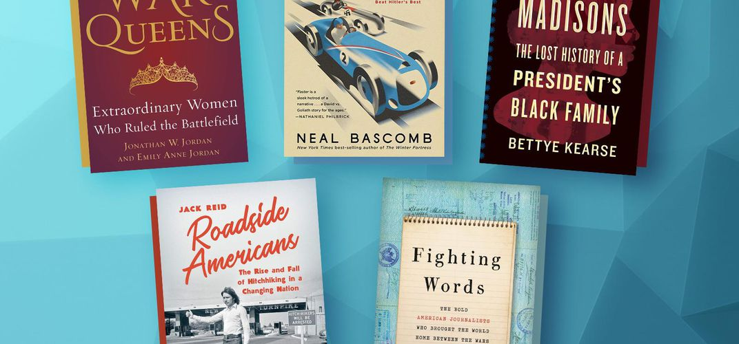 Caption: Five New Nonfiction Books to Read This Week