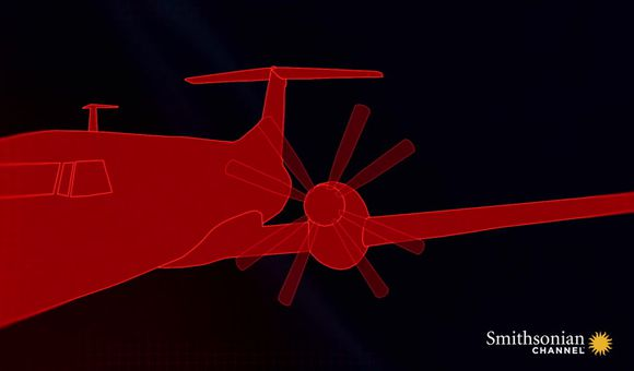 Preview thumbnail for video'NTSB investigator suspects this plane's propellers failed