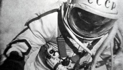 Alexei Leonov's First Spacewalk Wasn't Quite as Dramatic as We Thought