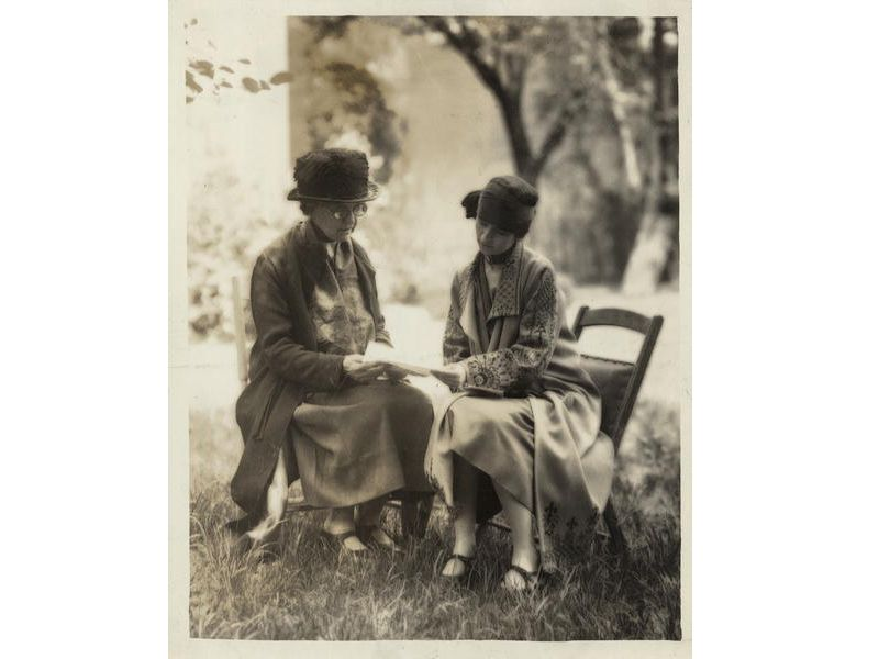 women from NWP looking older a document