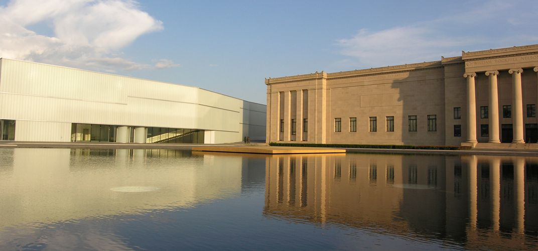 Nelson-Atkins Museum of Art. Credit: Beth Byers