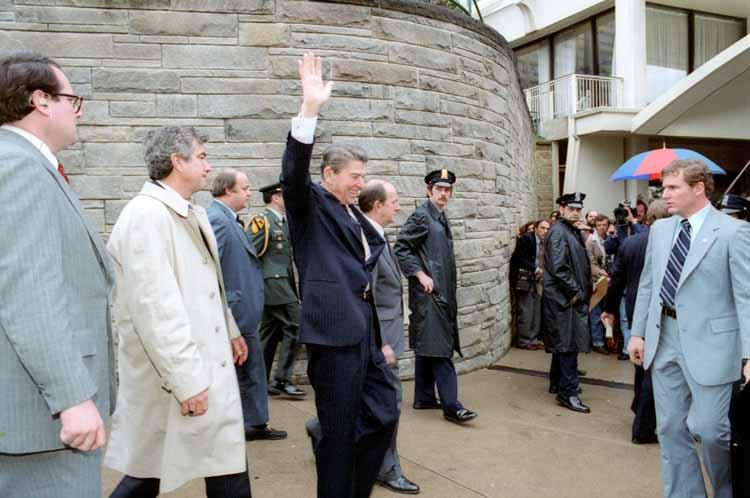 President Reagan Assassination Attempt