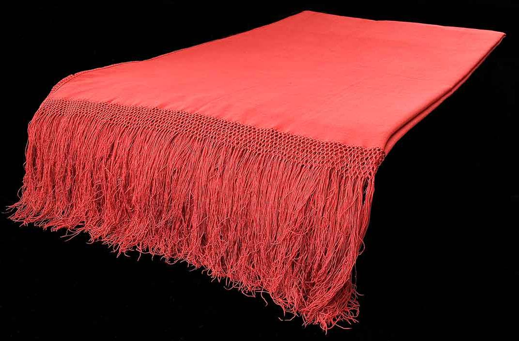 Susan B. Anthony's Shawl