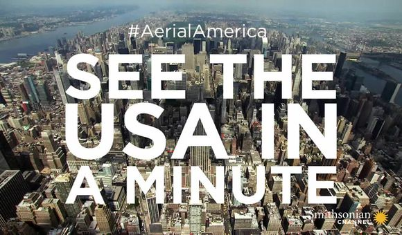 Preview thumbnail for video'See the USA in a Minute