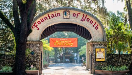 Fountain of Youth Archeology Park