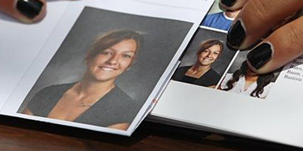 Yearbook photos altered to cover bare skin, tattoos