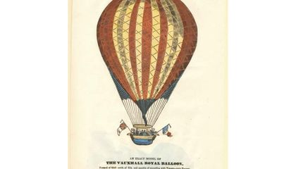 A Picture History of One of the World's Greatest Hot Air Balloons
