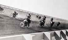 The Early, Deadly Days of Motorcycle Racing