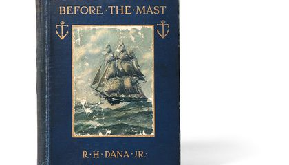"Before Moby-Dick, There Was ""Two Years Before the Mast"""