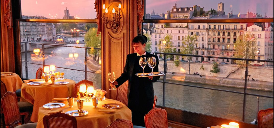 Caption: Does the Classic Paris Meal Still Exist?