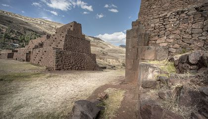 How the Inca Empire Engineered a Road Across Some of the World's Most Extreme Terrain
