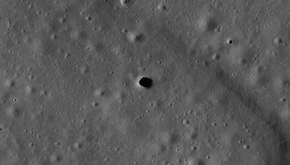 Future Moon Bases Might Be Built in Underground Lava Tubes