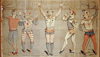Reports on the Death of the Circus Have Been Greatly Exaggerated