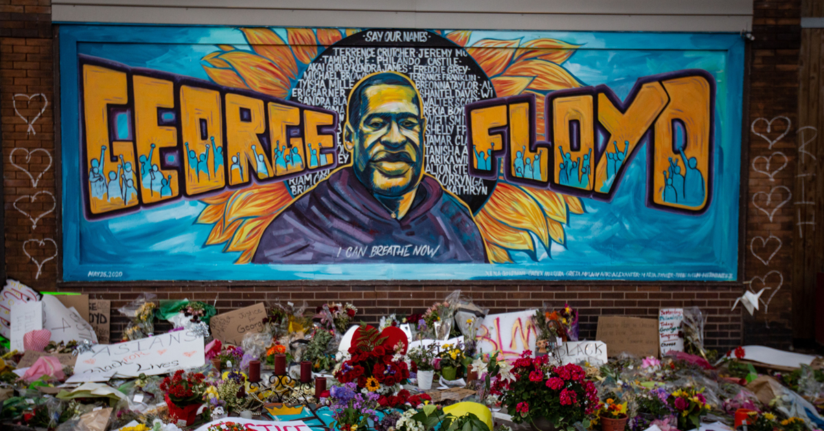 How Artists Are Responding To The Killing Of George Floyd Smart News Smithsonian Magazine