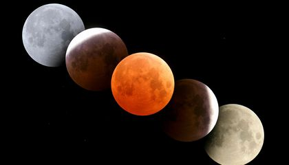 Saturday's Lunar Eclipse Will Be The Shortest This Century