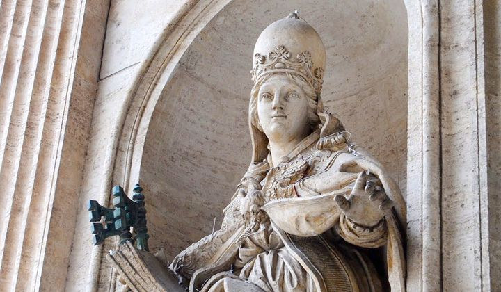 Why the Legend of Pope Joan Persists