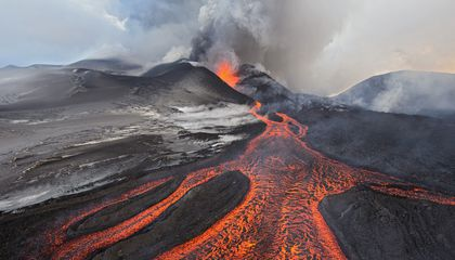 Weird Ways People Have Tried To Stop Lava