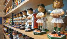 Visit the World's Only Bobblehead Hall of Fame and Museum