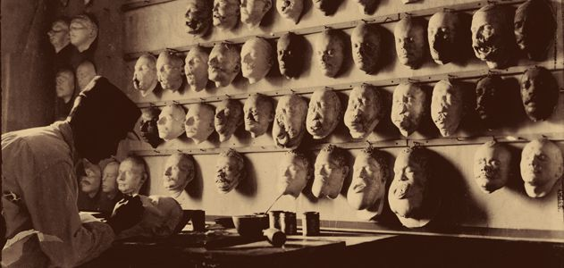 Faces of War | Arts & Culture | Smithsonian