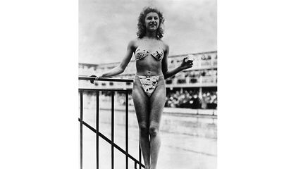 How the Summer of Atomic Bomb Testing Turned the Bikini Into a Phenomenon