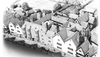 See the Palatial London Mansion of Thomas Cromwell, Adviser to Henry VIII