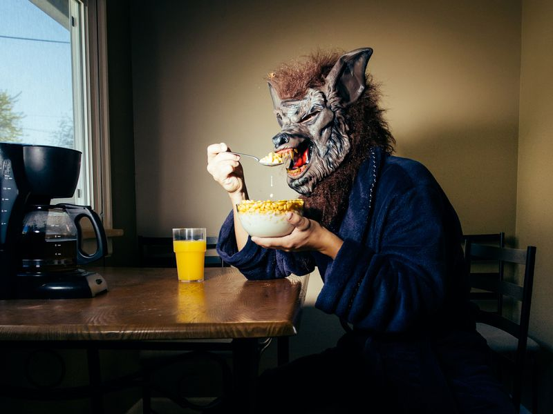 Hangry Wolf