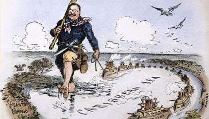 Why Teddy Roosevelt Is Popular On Both Sides of the Political Aisle