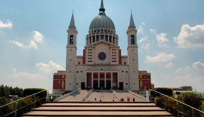 Sliver of Saint's Brain Stolen From Italian Basilica