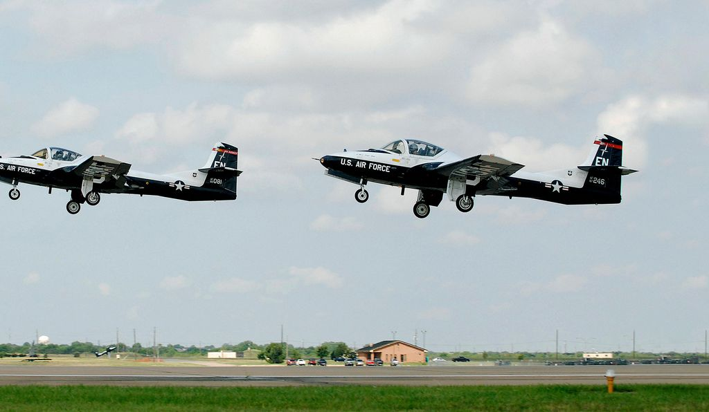 "The T-37 ""Tweet"" served as the Air Force primary trainer for more than half a century prior to its retirement in 2009. It remains one of the author's favorite airplanes."