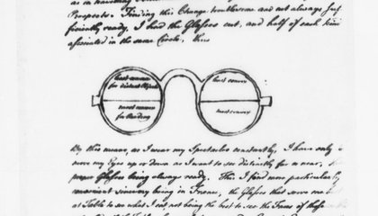 Cache of Benjamin Franklin's Original Manuscripts—Doodles and All—Gets Digitized