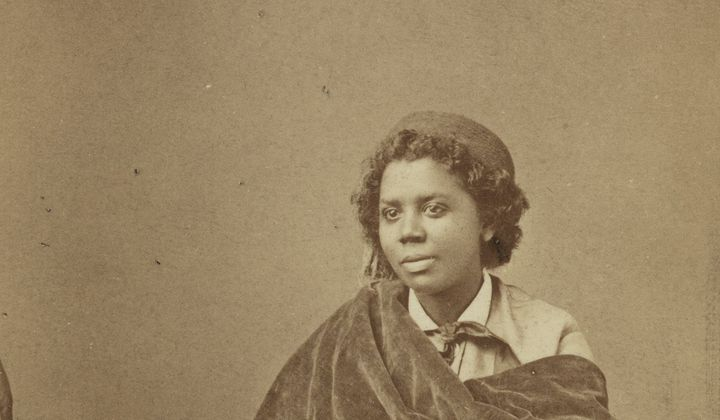 Edmonia Lewis, the Sculptor, Who Broke the Mold