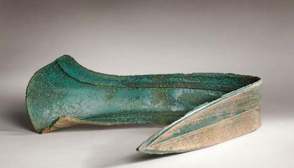 This 3,500-Year-Old Dagger Made a Really Great Doorstop