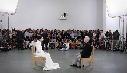 What to Make of Marina Abramović, the Godmother of Performance Art