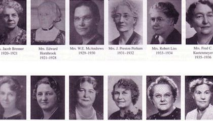 How Did A Group of Plumbers' Wives Change American History?