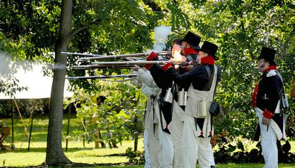 Kent County Re-enactment