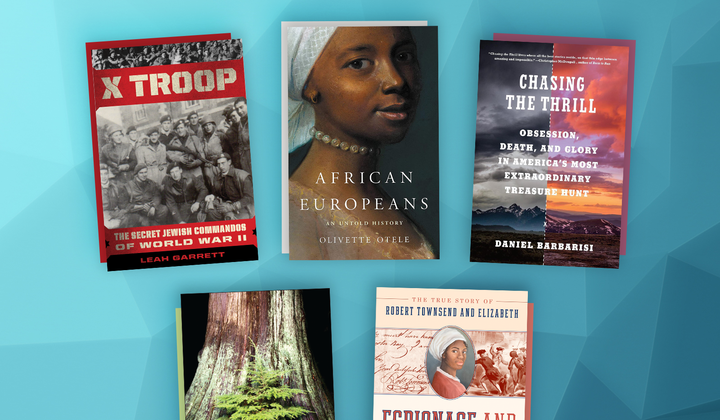 African Europeans and Other New Books to Read