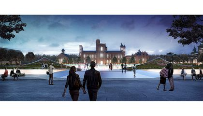Smithsonian Announces BIG Plans for Campus Redesign