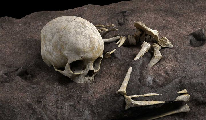 Oldest Known Human Grave in Africa Discovered
