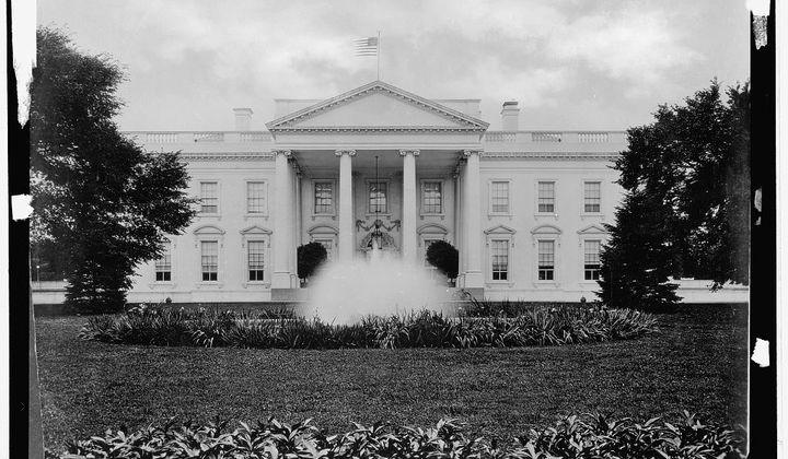 A Tale of Two White Houses