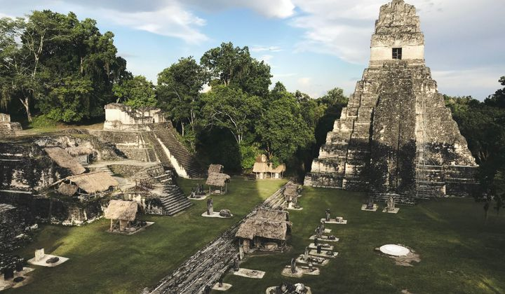 Abandoned Maya City's Drinking Water Was Poisoned