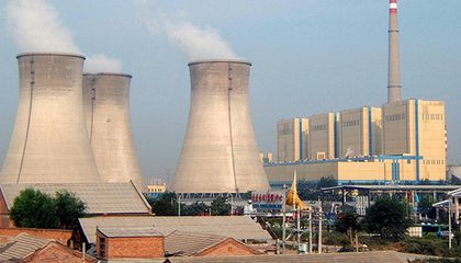 Nuclear power produces a great deal of energy–and waste.