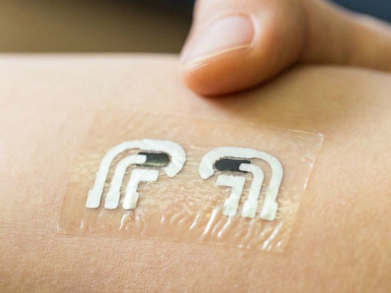Hacking The Human Body With Temporary Tattoos And Tiny Implants Innovation Smithsonian Magazine