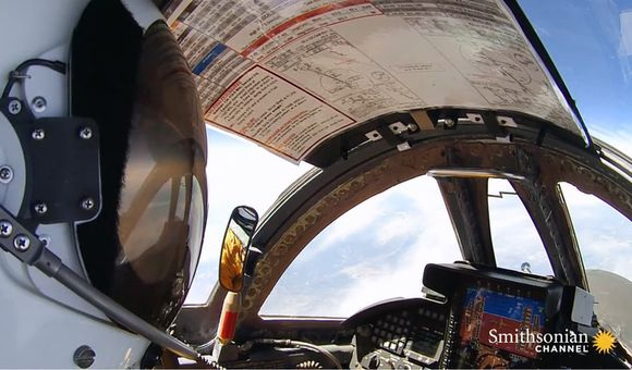 Preview thumbnail for video'U-2 Dragon Lady Gives a Helping Hand to U.S. Troops