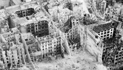 World War II Bombing Shockwaves Were Strong Enough to Reach Edge of Space