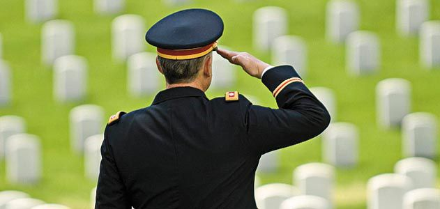 Image result for arlington national cemetery established