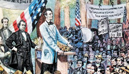Lincoln-Douglas debate